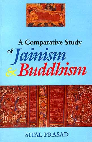 9788170300823: A Comparative Study of Jainism and Buddhism