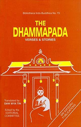 The Dhammapada: Verses and Stories: Daw Mya Tin