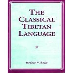 9788170303572: The classical Tibetan language (Bibliotheca Indo-Buddhica series)