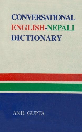 9788170303770: Conversational English-Nepali Dictionary (Sri Garib Dass Oriental)