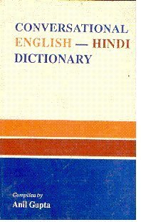 Conversational English-Hindi Dictionary