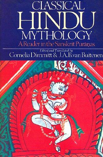 9788170305965: Classical Hindu Mythology - A Reader in the Sanskrit Puranas