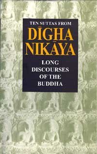 9788170306054: Ten Suttas from Digha Nikaya (Long Discourses of the Buddha)