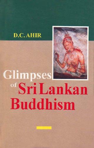 Glimpses of Sri Lankan Buddhism: D.C. Ahir