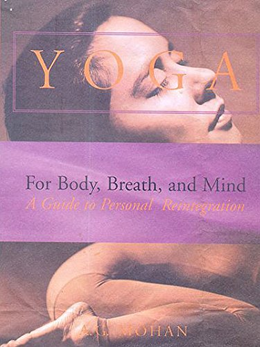 9788170307037: Yoga for Body, Breath and Mind ; A Guide to Personal Reintegration