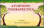 Ayurvedic therapeutics (Indian medical science series)