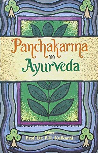 9788170307150: Panchkarma in Ayurveda (Indian medical science series)