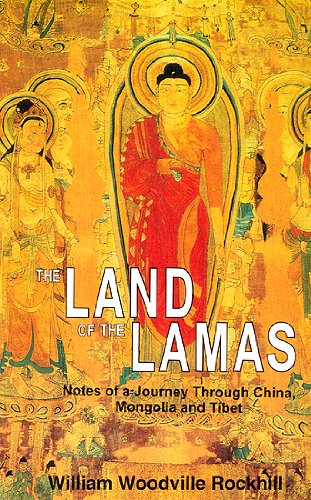 9788170307952: Land of the Lamas; Notes of a Journey Through China, Mongolia and Tibet