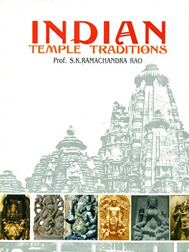 9788170309444: Indian Temple Traditions