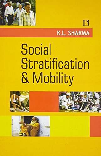 9788170332633 Social Stratification And Mobility AbeBooks K L