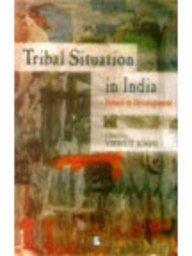 9788170334743: Tribal Situation in India: Issues in Development (Rajasthan, Gujarat, Madhya Pradesh and Maharashtra)