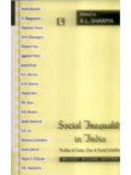 Social Inequality in India: Sharma K.L.