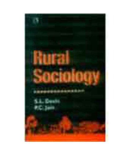 Rural Sociology: S.L. Doshi,P.C. Jain