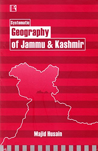Systematic Geography of Jammu and Kashmir: Majid Husain