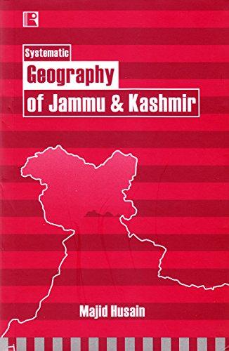 Systematic Geography of Jammu and Kashmir: Majid Husain
