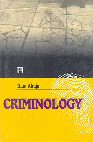 9788170336099: Criminology