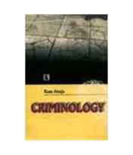 Criminology: Ram Ahuja