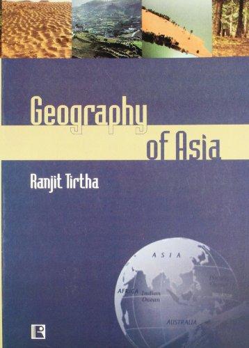 Geography of Asia: Ranjit Tirtha