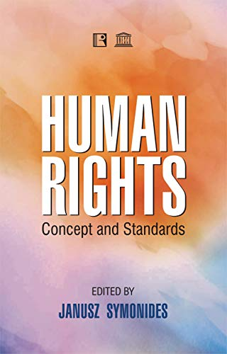 9788170337195: Human Rights: Concept and Standards (UNESCO)