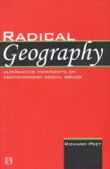 9788170338192: RADICAL GEOGRAPHY: Alternative Viewpoints On Contemporary Social Issues