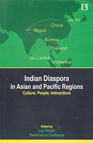 9788170338352: Indian Diaspora in Asian and Pacific Regions: Culture, People, Interactions