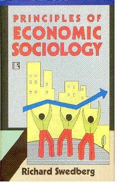 9788170338666: Principles Of Economic Sociology