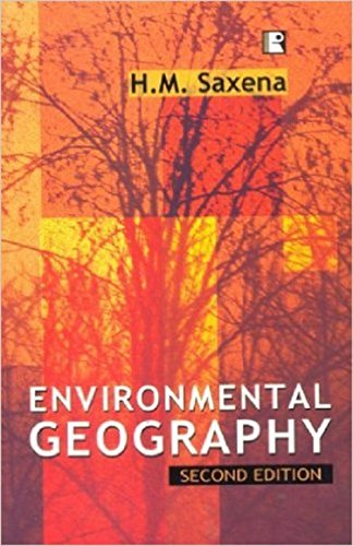 9788170339021: Environmental Geography 2nd Edition