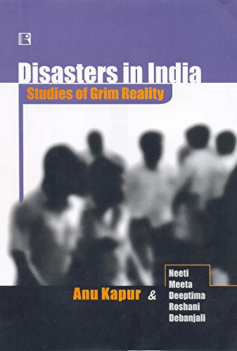 9788170339328: Disasters in India: Studies of Grim Reality