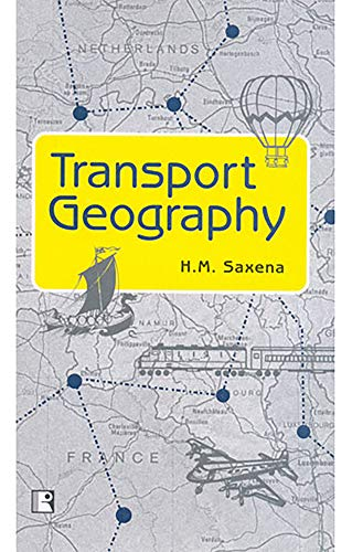 9788170339458: Transport Geography