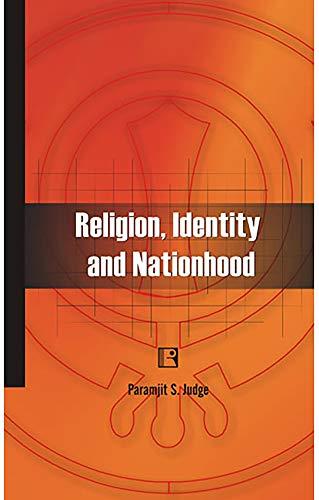 9788170339496: Religion, Identity and Nationhood: The Sikh Militant Movement