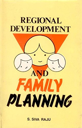 9788170350361: Regional development and family planning