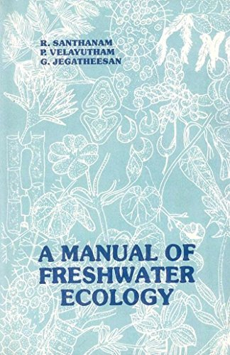 Manual of Freshwater Ecology (8170350549) by R. Santhanam