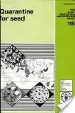 Quarantine for Seed/FAO: H.K. Manandhar,S.B. Mathlur