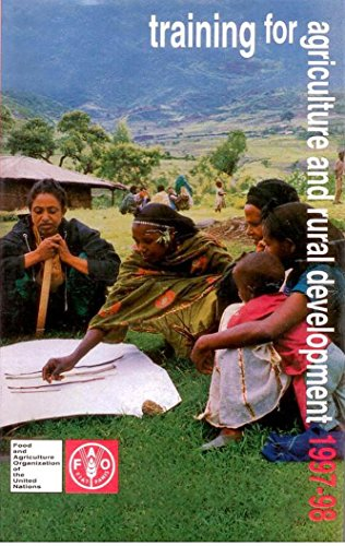 Training for Agriculture and Rural Development 1997-98: FAO