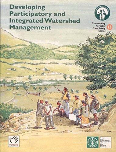 Developing Participatory & Intergrated Watershed Management/FAO