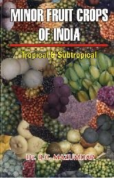 9788170353331: Minor Front Crops of India: Tropical & Subtropical