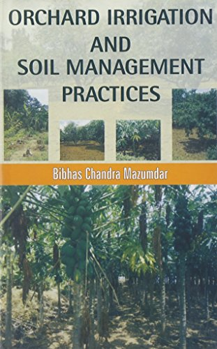Orchard Irrigation & Soil Management Practices
