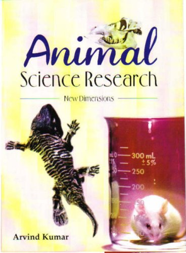 Animal Science Research: New Dimensions: Arvind Kumar