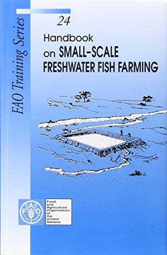 9788170353881: Handbook of Small Scale Freshwater Fish Farming (FAO Training)