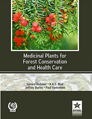 Medicinal Plants for Forest Conservation and Health: FAO