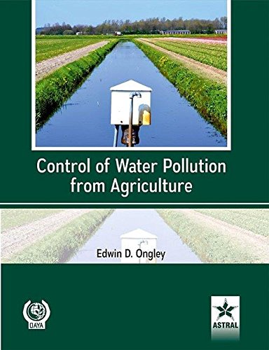 Control of Water Pollution from Agriculture/FAO