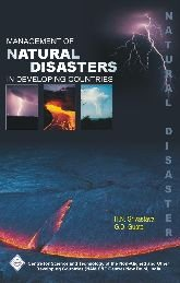 9788170354253: Management of Natural Disasters in Developing Countries