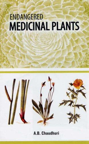 9788170354413: Endangered Medicinal Plants