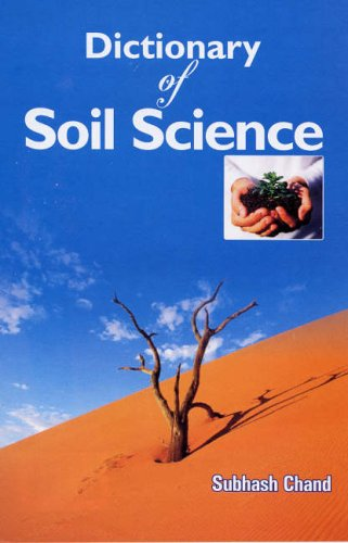 Dictionary of Soil Science: Subhash Chand