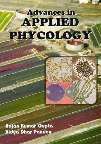 Advances in Applied Phycology: Rajan Kumar Gupta,Vidya Dhar Pandey