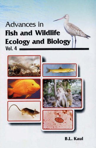 Advances in Fish and Wildlife Ecology and: B.L. Kaul