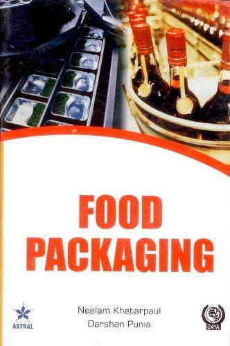 Food Packaging: D. Punia,Neelam Khatarpaul