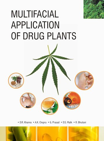 9788170355502: Multifacial Application of Drug Plants