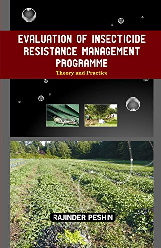 Evaluation of Insecticide Resistance Management Programme: Theory and Practice: Rajinder Peshin