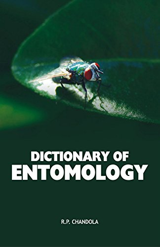 Dictionary of Entomology: R.P. Chandola